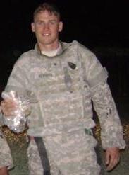 Alex Newman, Oregon National Guard