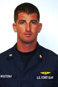 Petty Officer 2nd Class Jason S. Moletzsky