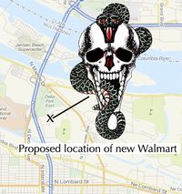 Walmart proposes new store in North Portland