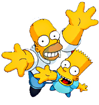 Bart_and_homer