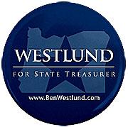 Ben Westlund for Oregon State Treasurer