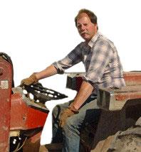 Dan Thackaberry for HD 17 - Vote for Farmer Dan!