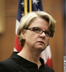 Secretary of Education Margaret Spellings